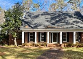 Foreclosure Home in Greenville, AL, 36037,  WINDWOOD DR ID: F4522973