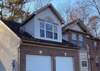 Casa en ejecución hipotecaria in Clinton, MD, 20735,  SHORTHILLS CT ID: F4523352