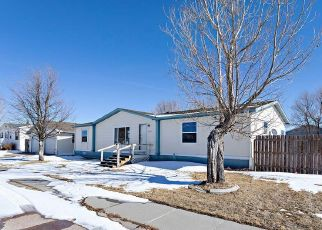 Foreclosure Home in Gillette, WY, 82716,  DENVER AVE ID: F4523595