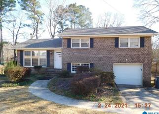 Foreclosure Home in Adamsville, AL, 35005,  BASSWOOD DR ID: F4523691