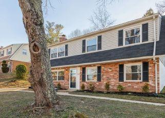 Casa en ejecución hipotecaria in Upper Marlboro, MD, 20772,  VILLAGE DR W ID: F4523789