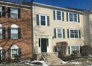 Foreclosure Home in Woodbridge, VA, 22192,  BORDEAUX PL ID: F4524169