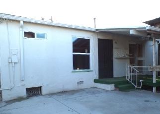 Casa en ejecución hipotecaria in San Diego, CA, 92115,  WINONA AVE ID: F4524246