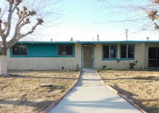 Foreclosure Home in Victorville, CA, 92392,  MANZANO RD ID: F4524249