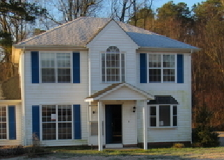 Foreclosure Home in Pitt county, NC ID: F4524305