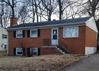 Foreclosure Home in Woodbridge, VA, 22191,  ALASKA RD ID: F4524366