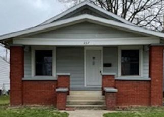 Foreclosure Home in Richmond, IN, 47374,  SW 3RD ST ID: F4524704