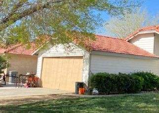 Foreclosure Home in Lancaster, CA, 93535,  PINON SPRINGS DR ID: F4524861