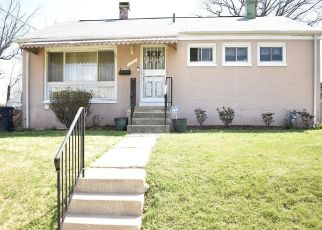 Foreclosure Home in Oxon Hill, MD, 20745,  TERRELL AVE ID: F4524986