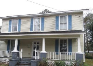 Foreclosure Home in Farmville, NC, 27828,  EAST WILSON ST ID: F4525862