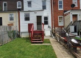 Foreclosure Home in Baltimore, MD, 21215,  MANCHESTER AVE ID: F4526806