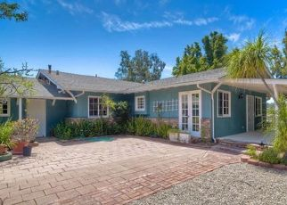 Foreclosure Home in Vista, CA, 92084,  FOOTHILL DR ID: F4527270