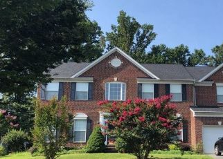 Foreclosure Home in Bowie, MD, 20721,  DARBYDALE DR ID: F4527356