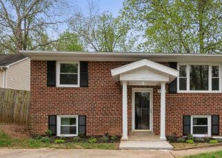 Foreclosure Home in Lanham, MD, 20706,  ELM ST ID: F4527357