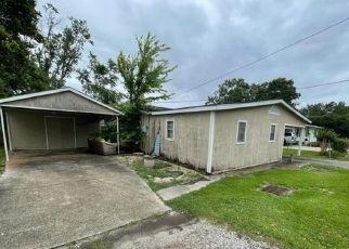 Foreclosure Home in Houma, LA, 70364,  EUSTICE ST ID: F4527911