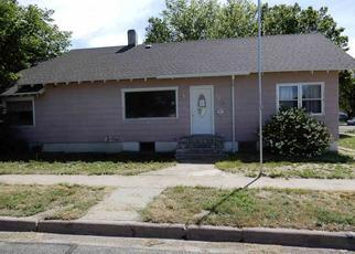 Foreclosure Home in Sidney, NE, 69162,  NEWTON ST ID: F4527976