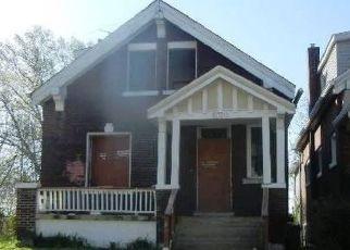 Casa en ejecución hipotecaria in Saint Louis, MO, 63120,  ALCOTT AVE ID: F4528979