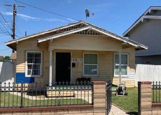 Foreclosure Home in Anaheim, CA, 92801,  N CARLETON AVE ID: F4529064