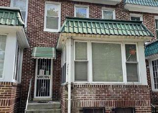 Casa en ejecución hipotecaria in Baltimore, MD, 21218,  AVON AVE ID: F4529122