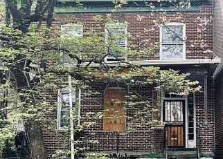 Casa en ejecución hipotecaria in Baltimore, MD, 21216,  BONNER RD ID: F4529126