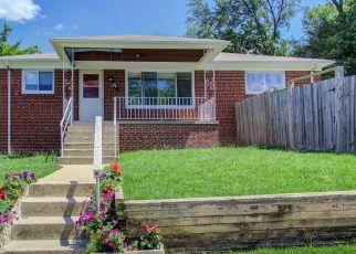 Casa en ejecución hipotecaria in Silver Spring, MD, 20902,  ECCLESTON ST ID: F4529145