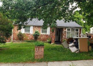 Foreclosure Home in Lanham, MD, 20706,  FISKE AVE ID: F4529153