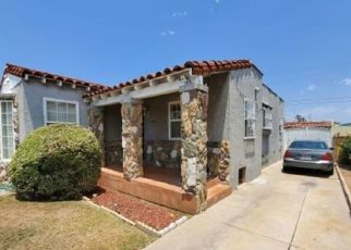 Foreclosure Home in Los Angeles, CA, 90047,  W 92ND ST ID: F4529883