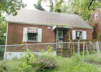 Casa en ejecución hipotecaria in Capitol Heights, MD, 20743,  DRUM AVE ID: F4529955