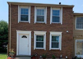 Casa en ejecución hipotecaria in Gaithersburg, MD, 20879,  MOUNTAIN LAUREL CT ID: F4530983