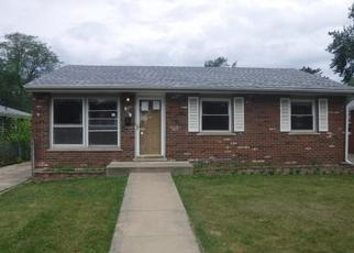 Foreclosure Home in Steger, IL, 60475,  GREEN ST ID: F4531440