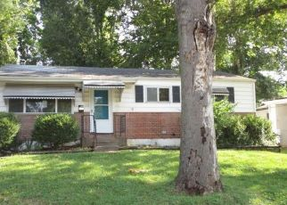 Foreclosure Home in Saint Louis, MO, 63135,  CLEARFIELD DR ID: F4533055