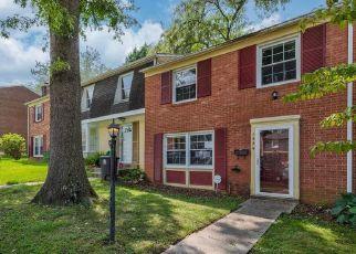 Casa en ejecución hipotecaria in Fort Washington, MD, 20744,  POTOMAC HEIGHTS DR ID: F4533199
