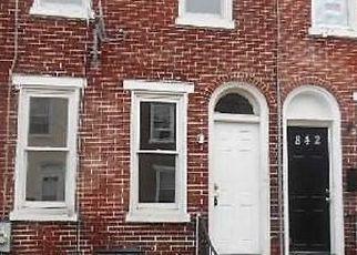 Foreclosure Home in Wilmington, DE, 19801,  KIRKWOOD ST ID: F4533353