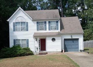 Foreclosure Home in Williamsburg, VA, 23188,  TEAKWOOD DR ID: F4533364