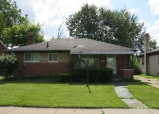 Foreclosure Home in Westland, MI, 48186,  S MIDDLEBELT RD ID: F4533436