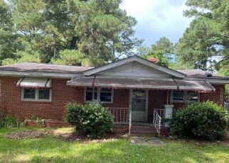 Foreclosure Home in Wilson, NC, 27893,  FARRIOR AVE SE ID: F4533496