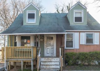 Casa en ejecución hipotecaria in Capitol Heights, MD, 20743,  DOPPLER ST ID: F4534061