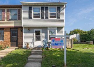 Casa en ejecución hipotecaria in Frederick, MD, 21703,  YELLOW SHEAVE CT ID: F4534327