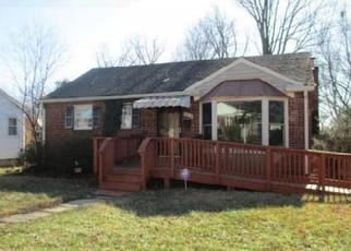 Casa en ejecución hipotecaria in Silver Spring, MD, 20902,  DELANO ST ID: F4534329