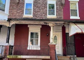 Casa en ejecución hipotecaria in Philadelphia, PA, 19132,  N MARSTON ST ID: F4534700