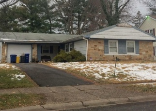 Foreclosure Home in Burlington county, NJ ID: F872076