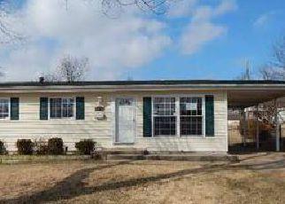 Casa en ejecución hipotecaria in Saint Louis Condado, MO ID: F878132