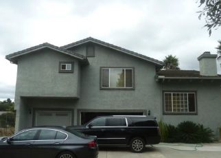 Foreclosed Home in PALA MESA DR, Fallbrook, CA - 92028