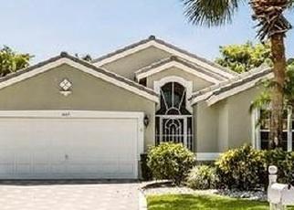 Foreclosed Home en SUN RIVER RD, Boynton Beach, FL - 33437