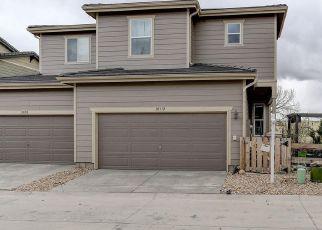 Foreclosed Home en TALL OAKS CIR, Parker, CO - 80134