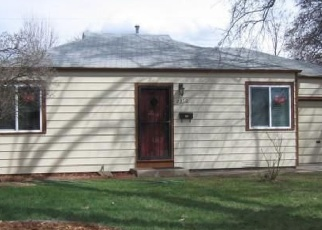 Foreclosure Home in Denver, CO, 80211,  IRVING ST ID: P1037621