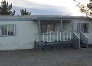 Foreclosure Home in Pahrump, NV, 89060,  GRETA BLVD ID: P1038048