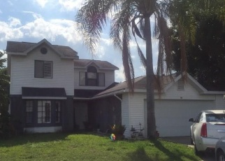 Foreclosed Home in GLENWOOD DR, Kissimmee, FL - 34743