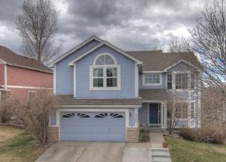 Foreclosed Home en W ARROWLEAF CT, Castle Rock, CO - 80109