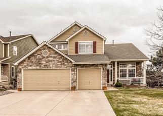 Foreclosed Home en QUAIL RUN WAY, Parker, CO - 80138